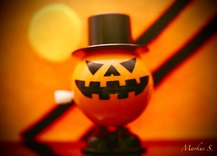 "Macro Mondays ""Halloween"" (Max pics3) Tags: macromondays mm makro macro nahaufnahme closeshot closeup halloween orange canon canoneos6d eos6d eos tamron digital"