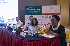 Scenes from the Symposium & Academy Week by