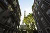 La Tour Eiffel (Pascal Krass - Artwork Pictures) Tags: paris eiffelturm tour eiffel sunset autumn light star sun