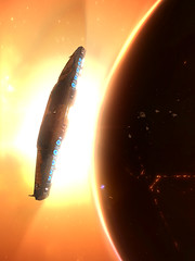 At Angel Moon (-One3rd-) Tags: homeworldremastered homeworld homeworld1 homeworld2 gearboxsoftware blackbirdinteractive
