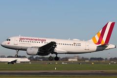 D-AKNR (GH@BHD) Tags: daknr airbus a319 a319100 4u gwi germanwings dub eidw dublin dublinairport dublininternationalairport airliner aircraft aviation