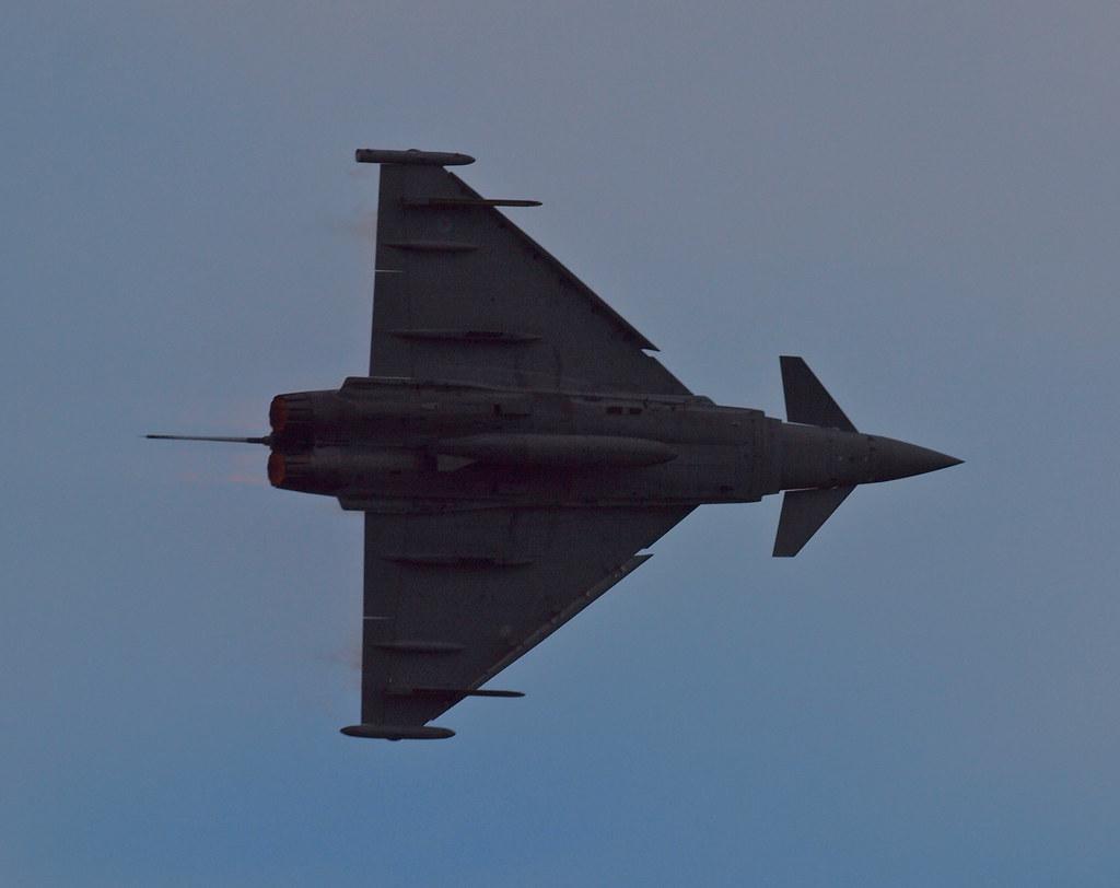 Eurofighter Typhoon&#39