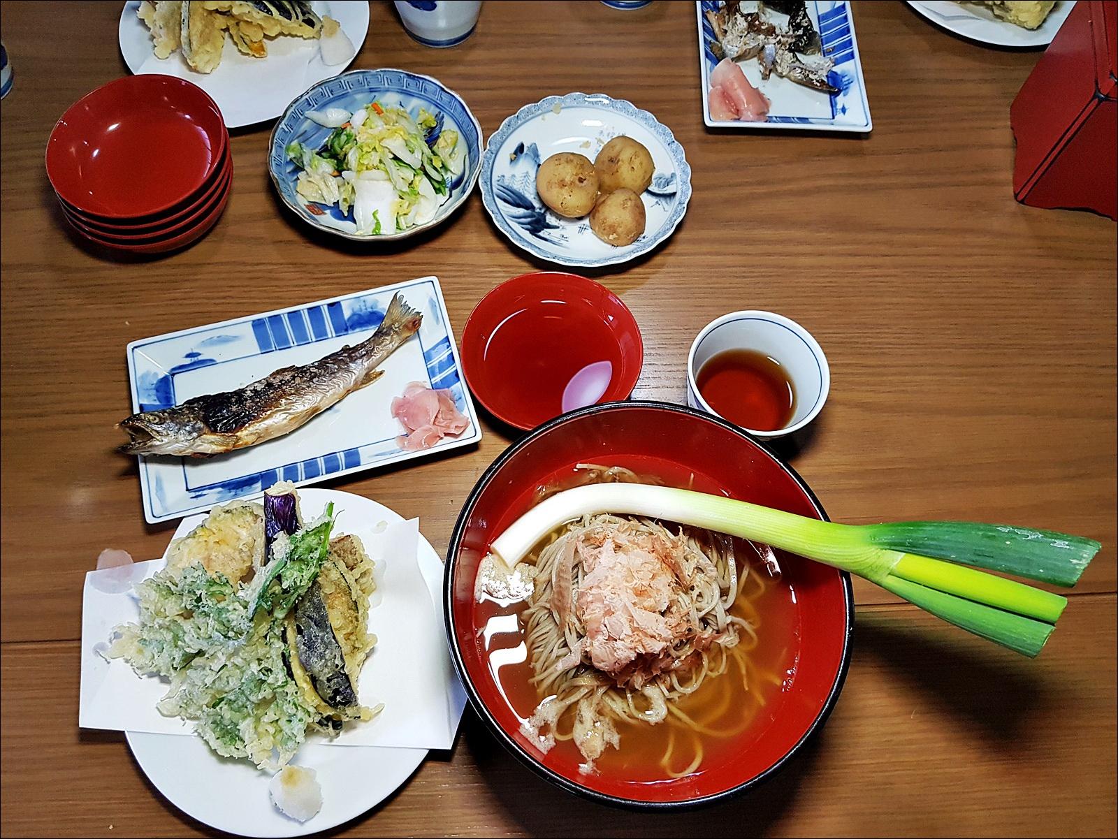 三澤屋長蔥蕎麥麵