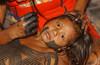 Metuktire - Kayapo (pguiraud) Tags: sergeguiraud brésil brasil brazil tapirapé picture masquecaragrande maskcaragrande mascaracaragrande tawa kayapo gorotire metuktire tribu tribe ethnie ethnic amazonie amazon amazone indio indien indian matogrosso forêttropicale portrait artducorps labret ornementcorporel hautxingu parcduxingu kuikuro plateaulabial