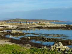 Abandoned village on Inis Leacan (Nelleke C) Tags: 2016 inisleacan inishlackan abandoned connemara countygalway eiland holiday house huis ierland ireland island vakantie