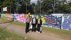 Revitalização e Pintura - Rua Alexandre Marcoski