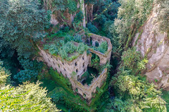 Vallee dei Mulini (Jaco Verheul) Tags: 16853556gafsdxedvr amalficoast d7100 jaco nikon verheul italy sorrento campania italië it urbex old mill moulin mulin plants trees tree green nature outdoor serene building forest grass wood molen valley vallei hdr high dynamic range