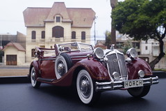 1937 Horch 853 diecast 1:24 made by CMC (rigavimon) Tags: diecast miniaturas 124 horch 1937 antofagasta