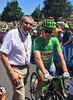 """Tour de France à Bourg avec 2 champions Peter Sagan et Naigo Quintana • <a style=""""font-size:0.8em;"""" href=""""http://www.flickr.com/photos/76912876@N07/23657053238/"""" target=""""_blank"""">View on Flickr</a>"""