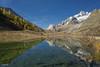 Lago Combal (Andrea Zille) Tags: courmayeur valledaosta italia it valveny altavalveny montebianco lavalveny vallidelmontebianco vallidelbianco