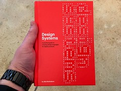So proud to have been involved in a small way with @craftui's superb Design Systems book.    http://designsystemsbook.com