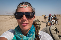 Rajasthan - Jaisalmer - Desert Safari with Camels-25