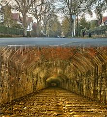 Brunswick Tunnel, Langcliffe Avenue & Park Drive, Harrogate, UK, Underground Project, 18102017, JCW1967, EOS-1Ds, HDR, OPE (3) (jcw1967) Tags: underground hidden secret historical tunnel urbex urbanexploration disusedrailway brunswicktunnel brunswick langcliffeavenue parkdrive airraidshelter harrogate hdr jcw1967 mir26b mediumformatlens kiev88c 45mm