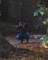 get that shot 📷 (lovetydén) Tags: gutegymnasiet visby sweden gotland faded fall sony nikon photographer
