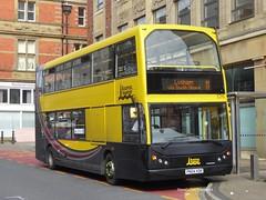 Blackpool Transport, 326 [PN04XDK] - Blackpool (15/03/17) (David's NWTransport) Tags: blackpooltransport pn04xdk eastlancsmyllenniumlolyne eastlancs myllenniumlolyne transbustrident transbus trident