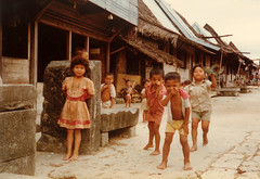 Hilisimaetano, Nias, 1980 (Elios Amati) Tags: eliosamati indonesia nias sumatra