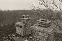 _MG_8398 (daniel.p.dezso) Tags: kiskunlacháza kiskunlacházi elhagyatott orosz szoviet laktanya abandoned russian soviet barrack urbex ruin rooftop military base militarybase