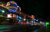 Streaming Past Paris (tquist24) Tags: lasvegas lasvegasstrip nikon nikond5300 paris parislasvegashotel planethollywood southlasvegasblvd city desert geotagged lighttrails lights longexposure night street nevada unitedstates