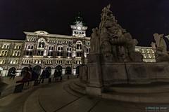 Piazza Unità D'Italia (Silver_63) Tags: trieste piazza