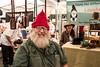 The Laughing Gnome (Culinary Fool) Tags: wa hat man 23mm washington culinaryfool ballard stranger woman pottery july 2017 laughingnomepottery brendajpederson seattle farmersmarket