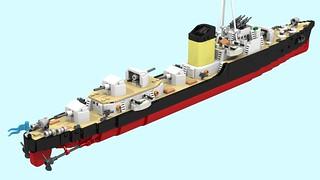 Shuka Gunboat