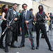 New York Comic Con 2017 - Elektra, Punisher & Matt