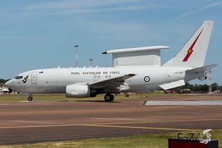 A30-006 Royal Australian Air Force Boeing E-7A Wedgetail