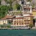 Limone sul Garda - Hotelanlagen am Hafen (2)