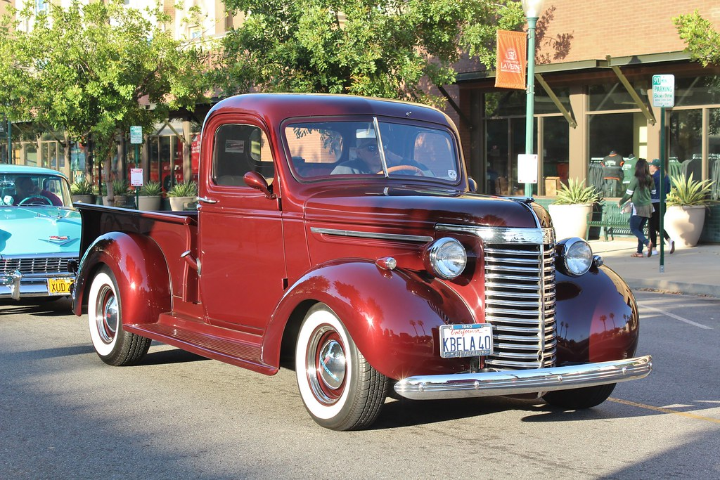 The World's most recently posted photos of 1940 and chevy - Flickr