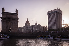 Mumbai - Bombay - Gates of India-7