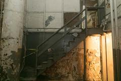 stairs.jpg (BradPerkins) Tags: factory neglected schulzebakingcompany abandoned building decay abandonedillinois chicago bakery abandonedbakery urbandecay urbanlandscape empty urbanexploration urbex
