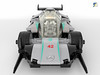 Mercedes AMG F1 W14 Speed Champions digital moc (RacingBrick) Tags: speed champions speedchampions legospeedchampions lego mercedes amg f1 rebrick digital moc render mecabricks blender ldcad