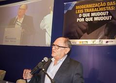 Seminário leva especialista em relações trabalhistas para palestras em Macaíba