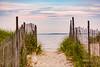 Beach Path (daniellemacinnes) Tags: beach seagrass pastels ocean summer capecodbeach landscape green path coastal shore vacation cape massachusetts surf fence sandy peaceful serene ethereal