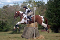 Morven Park Cross-country (Tackshots) Tags: eventing horsetrials crosscountry leesburg morvenpark virginia horse jumping rider