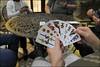 La partita a carte (Maulamb) Tags: carte gioco bastoni oro coppe spade