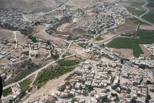 Shunah esh-Shemali North; Tell esh-Shuna ash-Shamalia South; Tell er-Rayy North