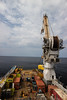 Daylight Buoyancy Installation with Clump Wt 04 (SPMac) Tags: daylight buoyancy installation with clump wt 47t deck riggers crane wire lift install subsea congo moho nord africa maersk supply service rem forza light construction