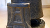 Seated Gudea holding temple plan (profzucker) Tags: gudea neosumerian uriii girsu telloh mesopotamia architect ningirsu ane ancient neareast sculpture art arthistory louvre diorite