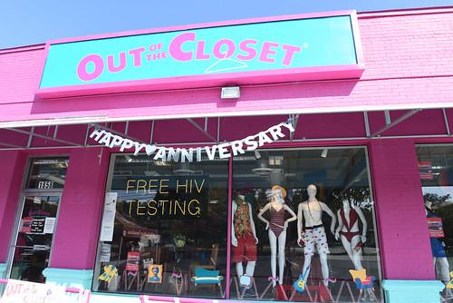 Atlanta Out of the Closet Anniversary
