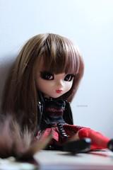 Emma (Juju DollPassion) Tags: pullip rida custo custom leeke wig 2 colors france obitsu 25cm