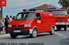 447[L]41 - GLM Volkswagen T4 - OSP Blinów Pierwszy (Pawel Bednarczyk) Tags: 447l 447l41 lkr lkr92jg kraśnik kraśnicki szastarka puławy wąwolnica lubelskie lubelszczyzna osp ochotnicza straż pożarna elektra 04062017 engine firedepartment firebrigade volkswagen t4
