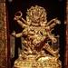 Six-armed Mahakala, a guardian of the law Qing dynasty China 1840 CE gilt bronze