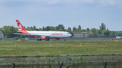 Tegel 0520 013 (Zarner01) Tags: flugzeug plane planespotting wideroe allitalia airberlin germanwings bombardier airbus anflug abflug landung start flughafen tegel txl otto lilienthal airport canon eos 750d 70200 f4 l 24105l ottolilienthal besucherterrasse lufthansa