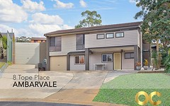 8 Tope Place, Ambarvale NSW