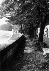 Verona, Italy. 1984. Eugene Atget in feel, a bit? (brunofish) Tags: c copyrighted material brian fish aka brunosih cbrunofish