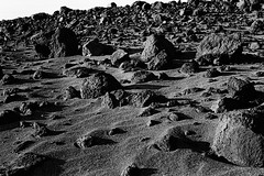 Death Valley, USA | 2017 (Thomas Edward Osborne) Tags: landscape rocks barren desert deathvalley leicam6 summicron50mm trix bw blackwhite