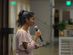 Youth Speaker (ImaginemProductions) Tags: eventphotographer eventphotography event makeawish sanfrancisco google wine embarcadero sf california californiaphotographer candid photographer portrait photography professional