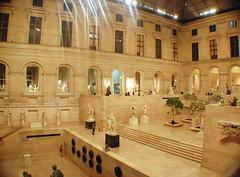 Paris (mademoisellelapiquante) Tags: museedulouvre louvre paris france sculpture statue art arthistory architecture