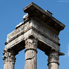 ancient rome (ewaldmario) Tags: italien rom rom2014 säulenruine theatromarcello uhd roma lazio it theatro columns ancient rome ruine italy europe antique ewaldmario old blue sky square composition